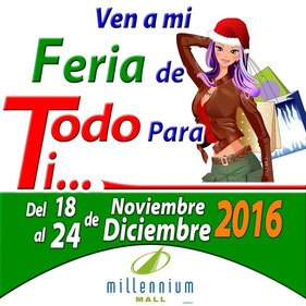 Feria de Todo para Ti - 2016