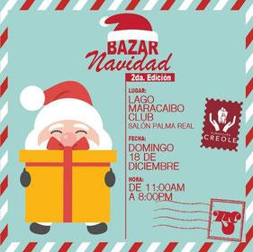 Bazar Navidad - Lago Maracaibo Club