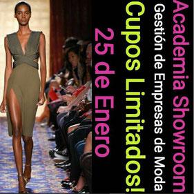 Curso Gestión de Empresas de Modas - Academia Showroom