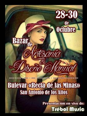 Bazar de Artesanía y Diseño Manual - 6ta Edición