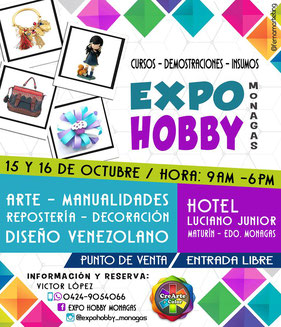 Expo Hobby Monagas 2016