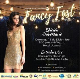 Bazar Fancy Fest - Edición Aniversario