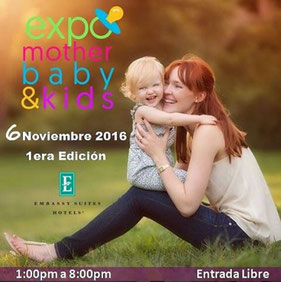 Expo Mother Baby & kids - 1era Edición
