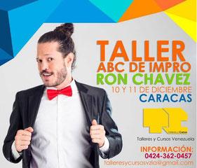 Taller ABC de Impro - Talleres y Cursos Venezuela