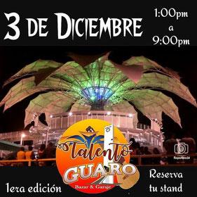 Talento Guaro Bazar - 1era Edición