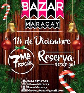 Bazar Maracay - 7ma Edición