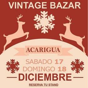 Vintage Bazar - Edición Navideña / Acarigua