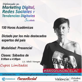 Diplomado de Marketing Digital - Fundacelac