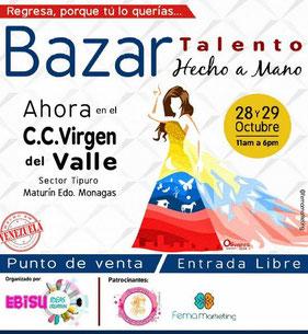 Bazar Talento Hecho a Mano - Ebisu