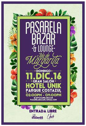 Pasarela Bazar - Margarita, Pasarela Bazar & Lounge