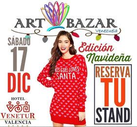 Art Bazar Venezuela - Edición Navideña 2016