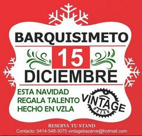 Vintage Bazar - Edición Navideña / Barquisimeto