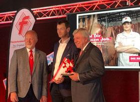 Hessen Pokal - Fleischerei Bechtel - Ahle Wurscht