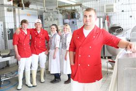 Ausbildung - Fleischerei Bechtel