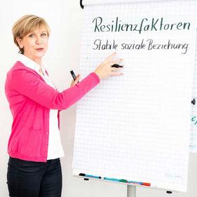 Elke Kirchner, Expertin für Resilienz