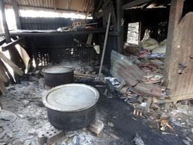 """""""Cuisine"""" d'Aung Zayar Min."""