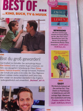 Buch-Tipp OK-Magazin
