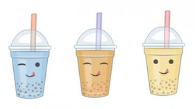 Milkshake - Smoothie - Café frappé