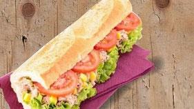 Sandwich surimi