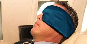 Sleep Master Schlafmaske für Männer