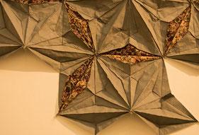 die Technik basiert auf dem Gedanken des Origami