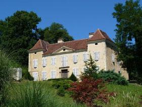 Castle of Quintaà, Portet (Vic-Bilh/Madiran)