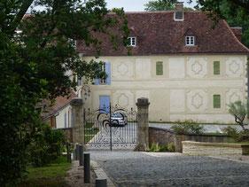 Castle of Vialer (Vic-Bilh/Madiran)