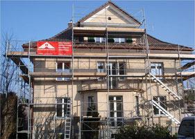 Bernasconi Malergeschäft Aarau - Ihr Profi für Fassaden