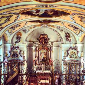 Sankt Johannes der Täufer
