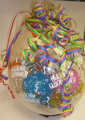 Geldgeschenke Im Luftballon Geschenke Thalhammers Webseite