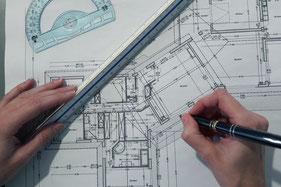 Plan construction de maison - Bernard Lacaze et Fils
