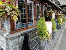 素敵なカフェ イギリス