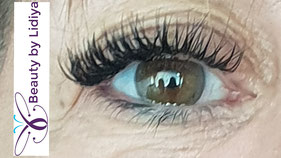 eyelash extensions hybrids beautiful professional mobile st albans herts