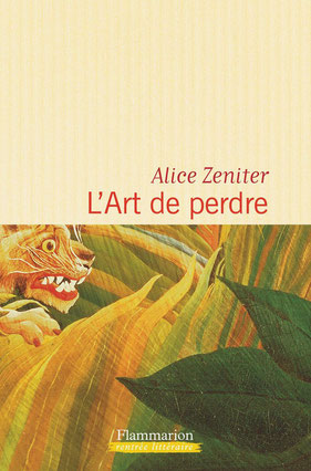 Critique Lettres it be du livre L'art de perdre d'Alice Zeniter