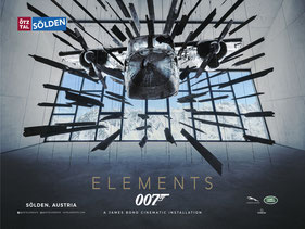 James Bond Erlebniswelt in Sölden