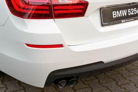 lackierte Sensoren der BMW Einparkhilfe