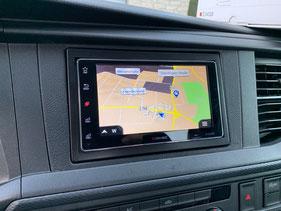 Zenec N328 Navigationsgerät