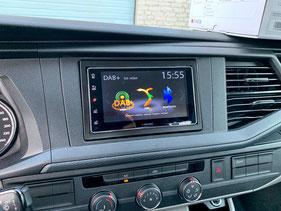 Infotainer im VW T6