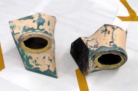gespachtelte lautsprechergehäuse für Mitteltöner
