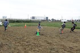 【めぐみの里・活動いろいろ】農場運動会