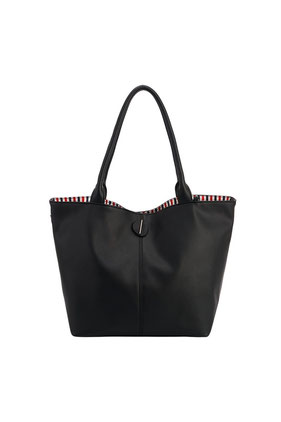 CM5694 Sac réversible noir David Jones