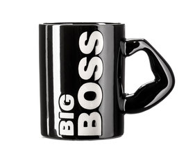Mug noir big boss