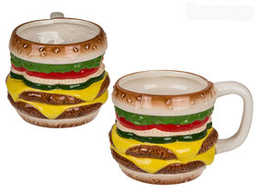 Mug hamburger