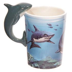 Mug requin