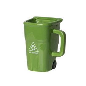 Mug poubelle recyclage