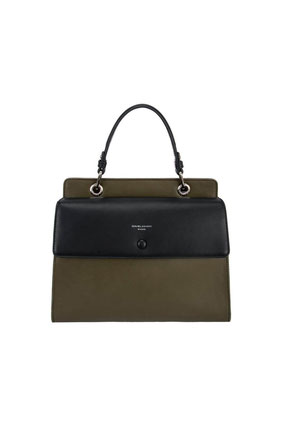 Sac à main David Jones vert olive CM5945