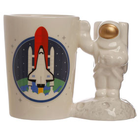 Mug astronaute