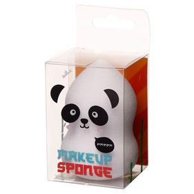Eponge maquillage panda