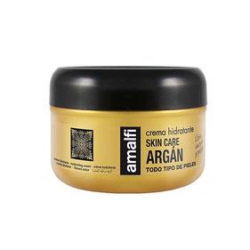 Crème hydratante argan pour tous types de peau