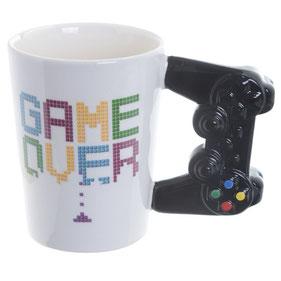Mug game over